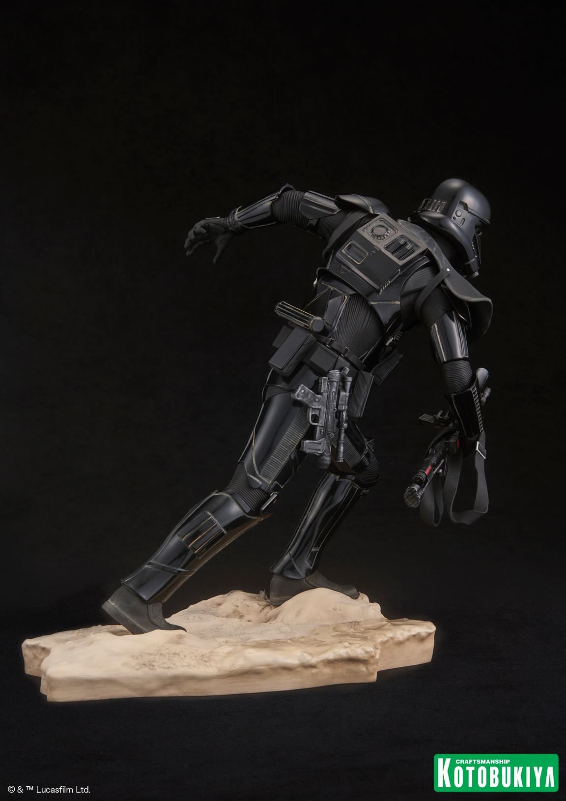 Rogue-One-Death-Trooper-ARTFX-Statue-005