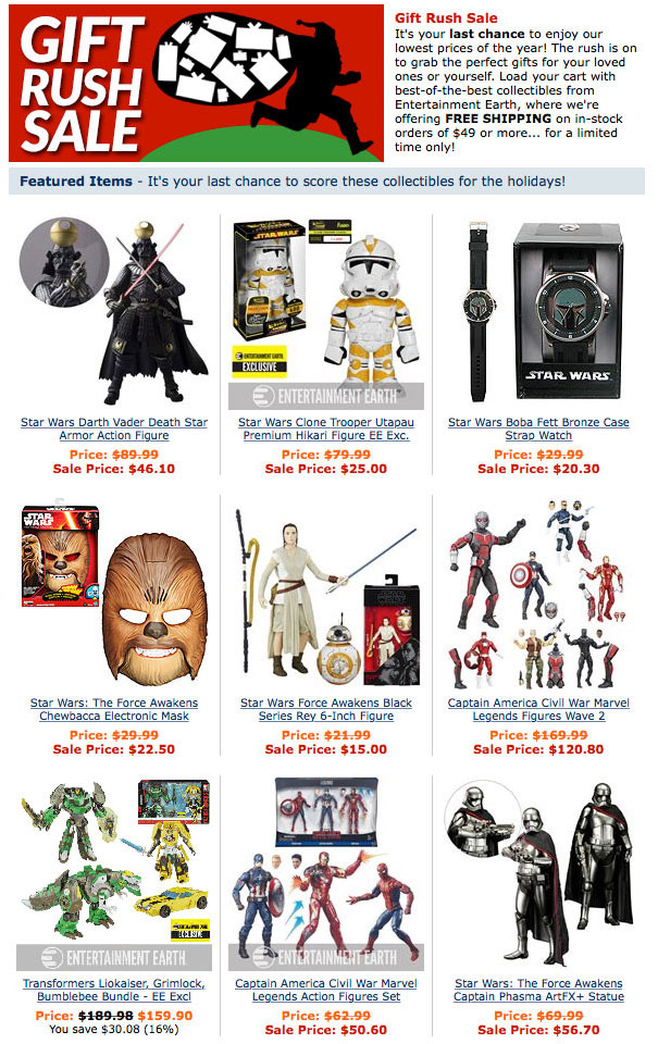 christmas-sale-action-figures