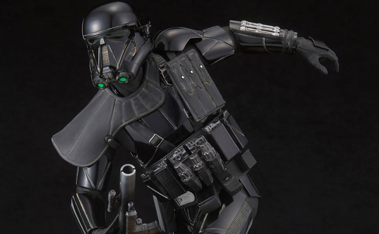 kotobukiya-star-wars-rogue-one-death-trooper-statue