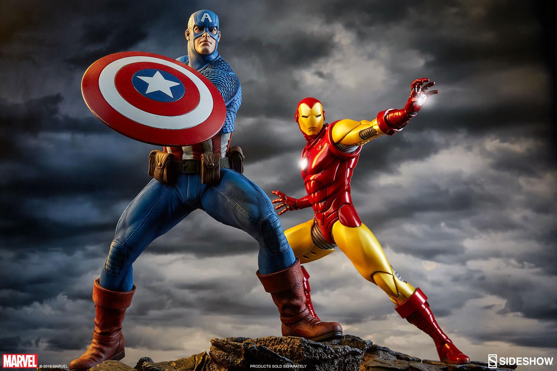 sideshow-captain-america-avengers-assemble-statue-3