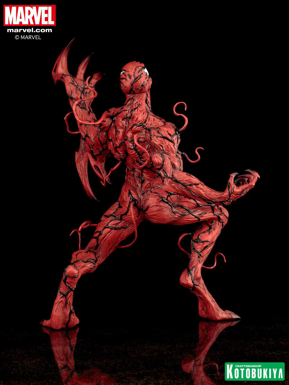kotobukiya-carnage-artfx-statue-2