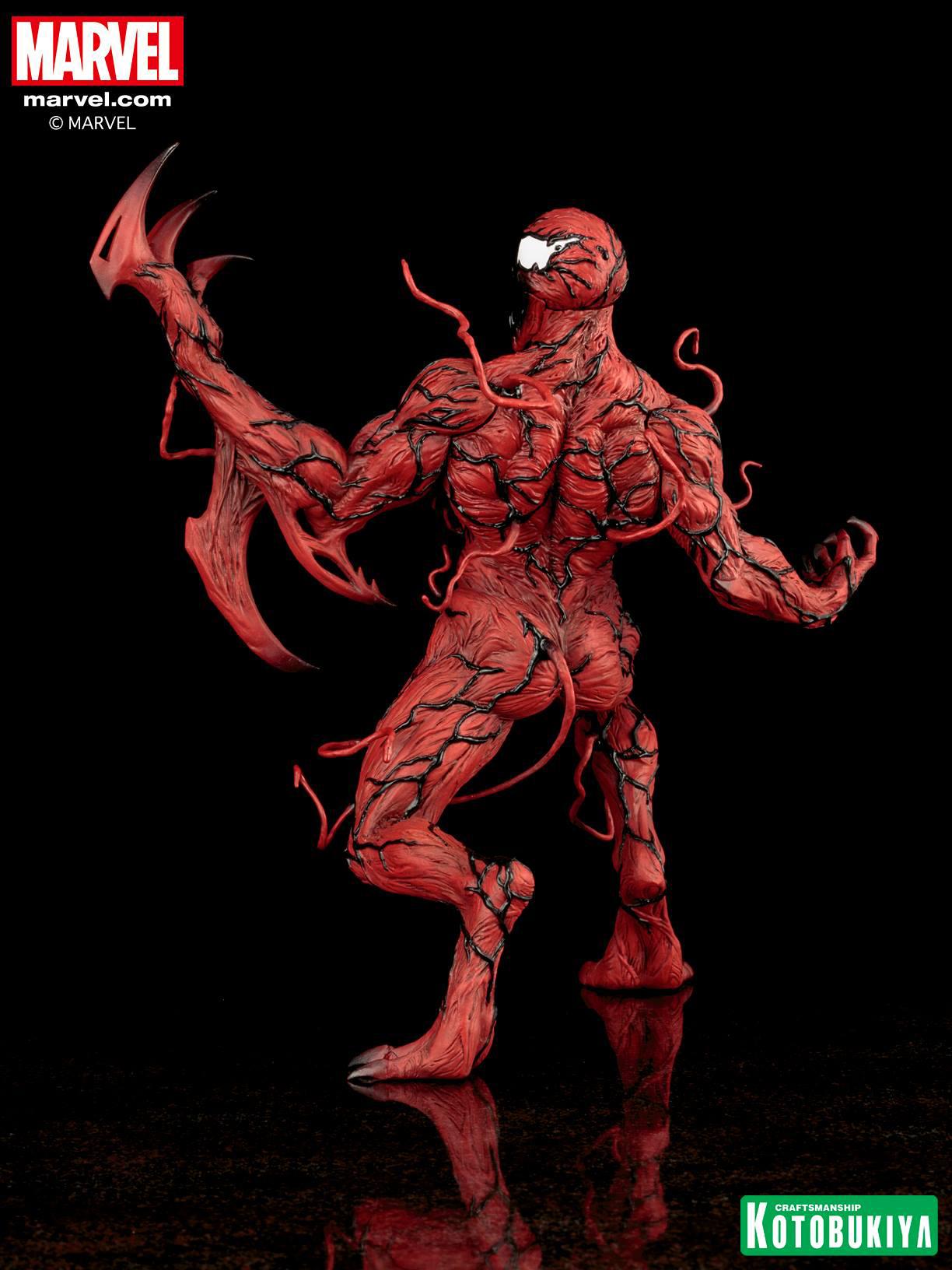 kotobukiya-carnage-artfx-statue-3