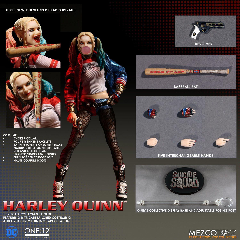 suicide-squad-harley-quinn-mezco-toyz-action-figure-5