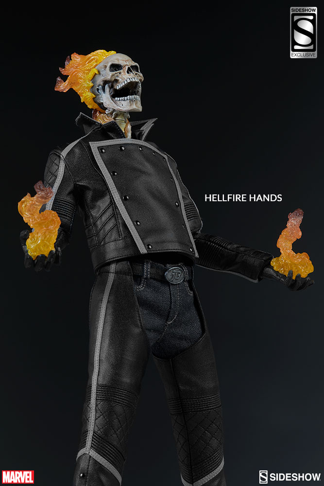 Ghost Rider Sixth Scale Figure by Sideshow