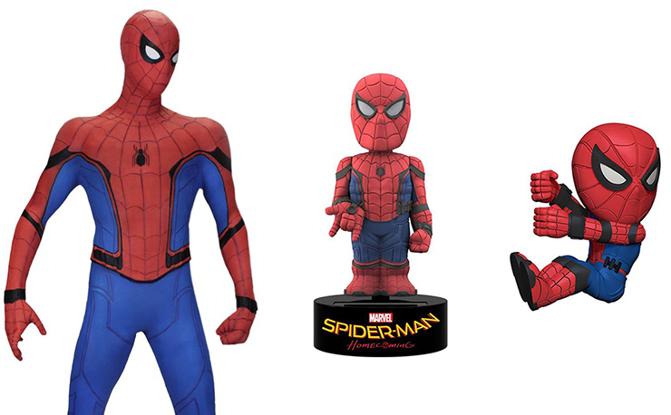 Homecoming Spider Man Toys : Spider man actionfiguresdaily part