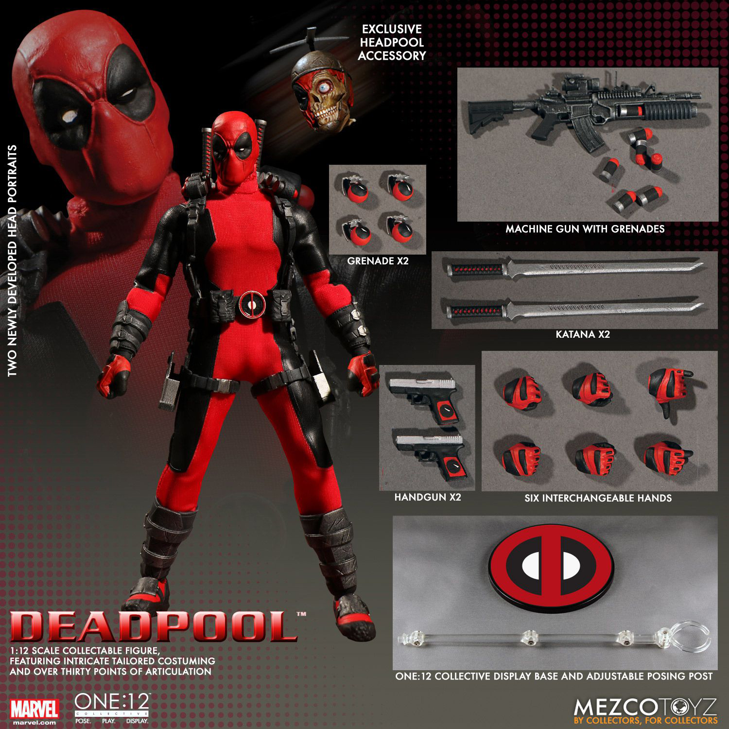 deadpool-mezco-one-12-collective-action-figure-8