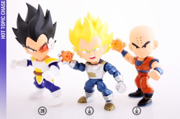 dragon-ball-z-loyal-subjects-hot-topic-chase-figures