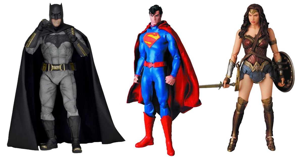 Top 10 Justice League Collectibles Actionfiguresdaily Com