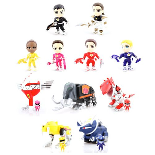 The Loyal Subjects Mighty Morphin Power Rangers Action Vinyl Figure Pink