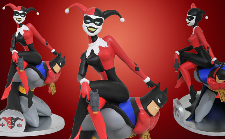 Batman The Animated Series 25th Anniversary Harley Quinn