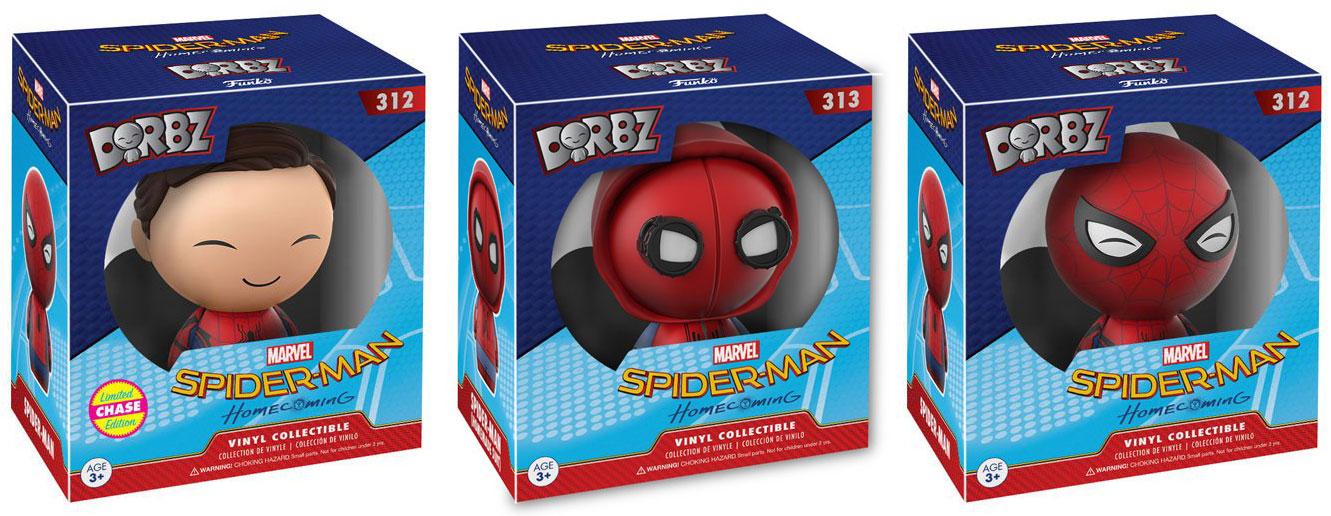 funko-dorbz-spider-man-homecoming-vinyl-figures