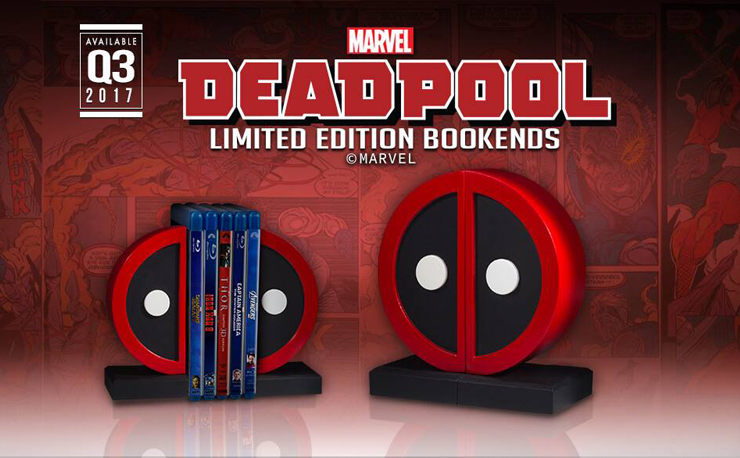 gentle-giant-deadpool-bookends