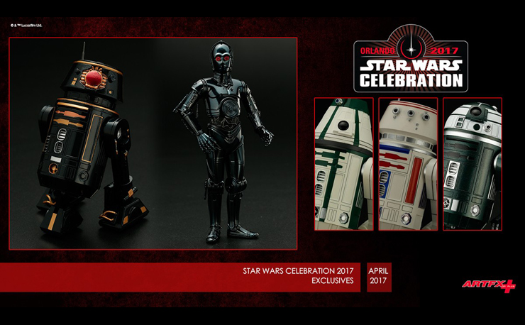 star-wars-celebration-kotobukiya-droid-statues