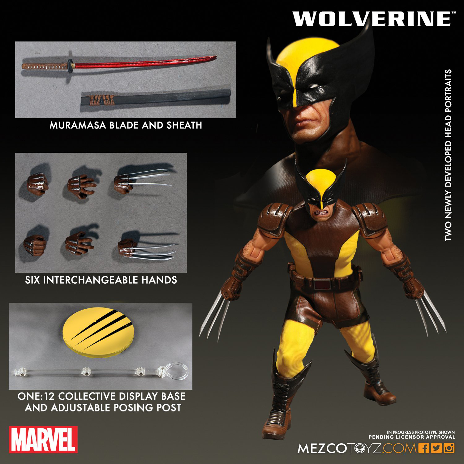 wolverine-mezco-one-12-collective-figure