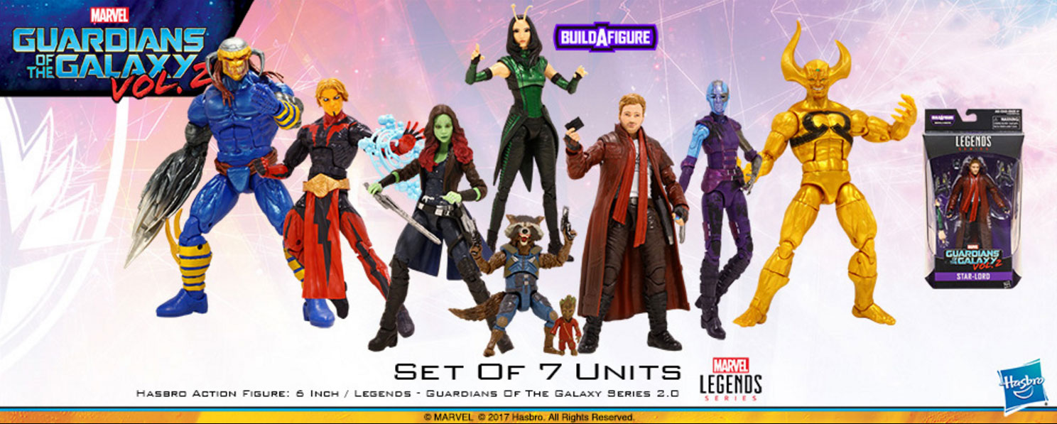 Guardians-of-the-Galaxy-Marvel-Legends-Wave-2