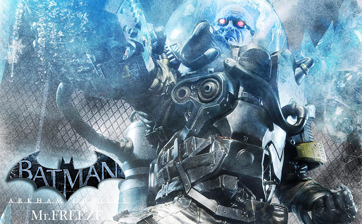 Incredible Mr Freeze Back To The Scene Of The Crime