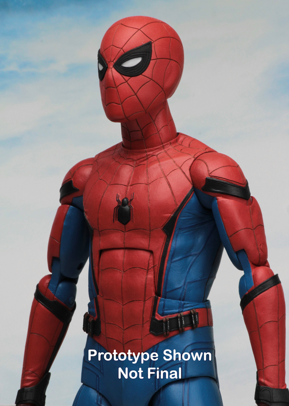 NECA-Spider-Man-Homecoming-Figure-7