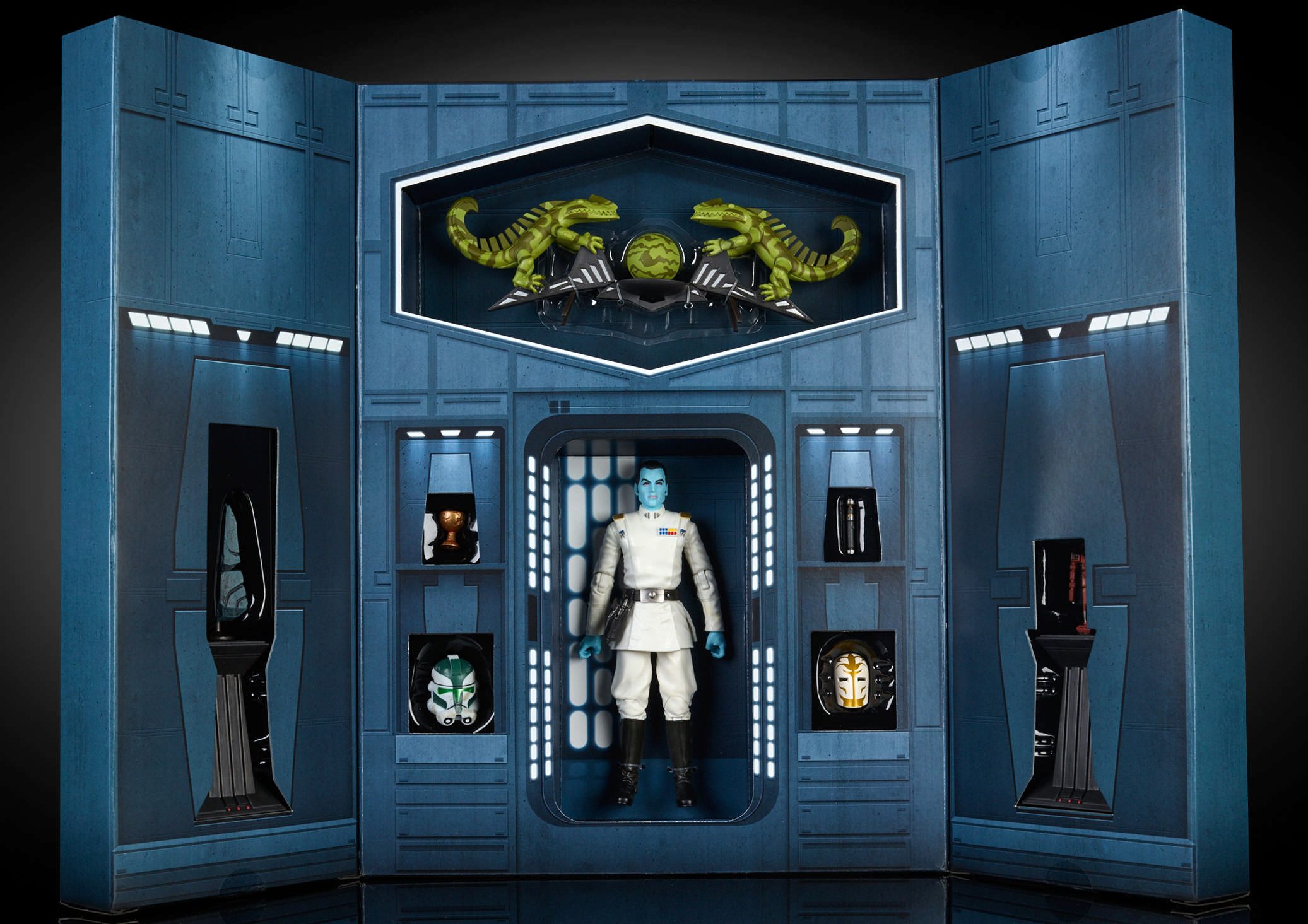 Star Wars Celebration Black Series Figures Preview