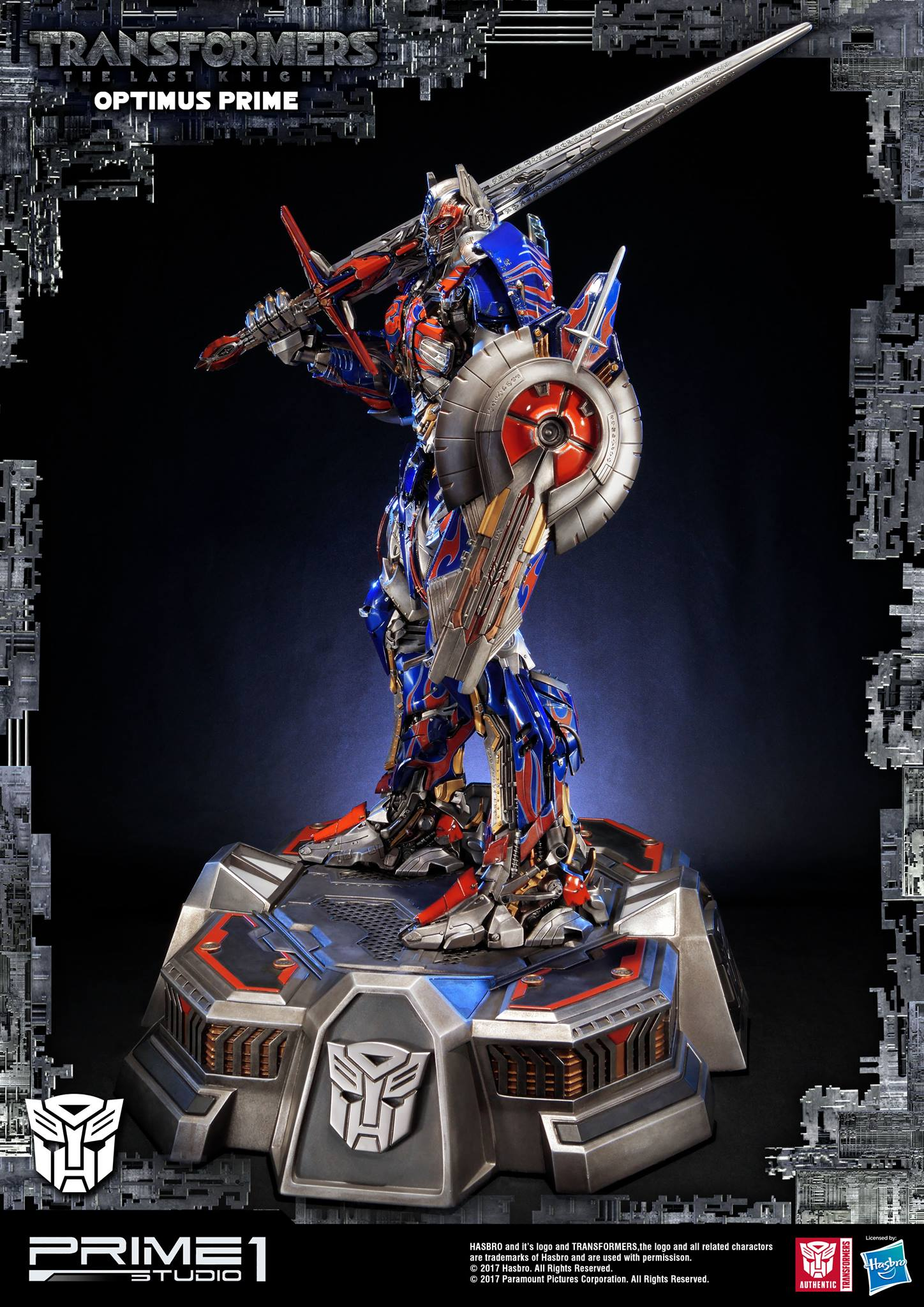 Optimus Prime Transformers Gene | Statue | Prime 1 Studio