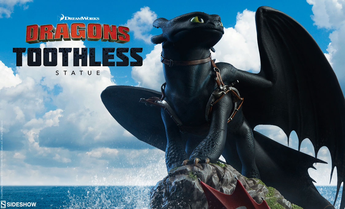 dragons-toothless-statue-sideshow-preview