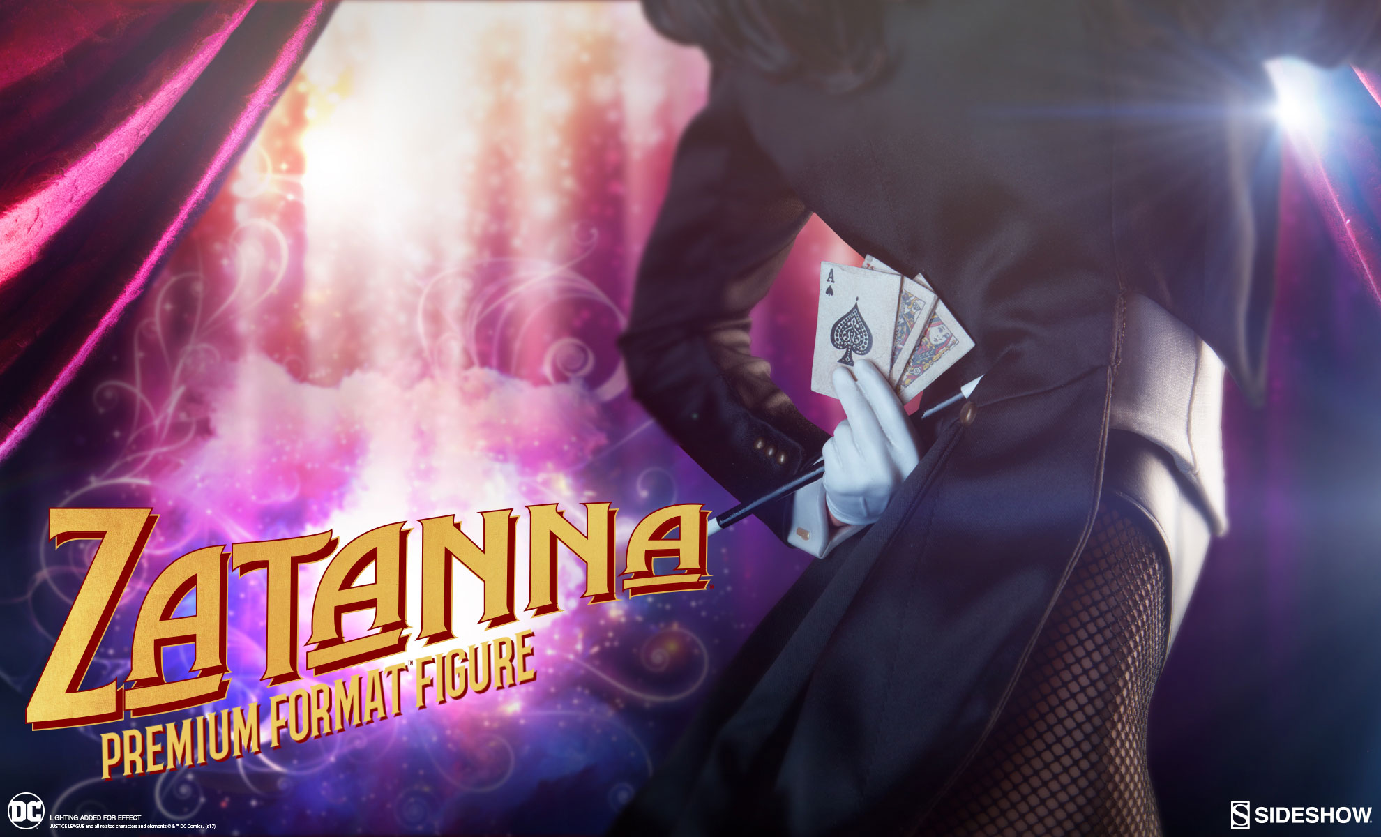 sideshow-zatanna-figure-preview