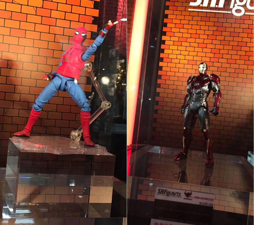 spiderman-homecoming-SHFigurarts-action-figure-previews