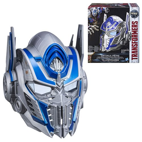 transformers the last knight optimus prime mask