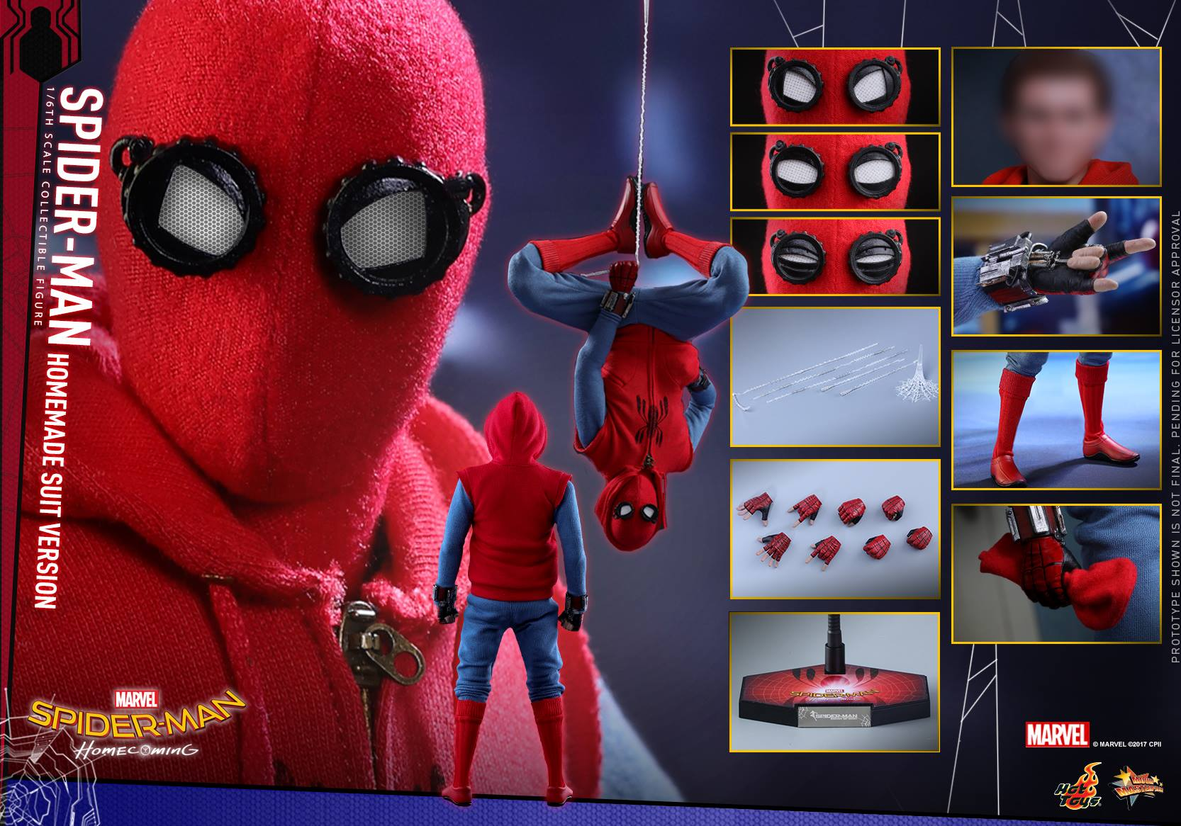 Spider-Man-Homecoming-Homemade-Suit-Version-by-Hot-Toys-8
