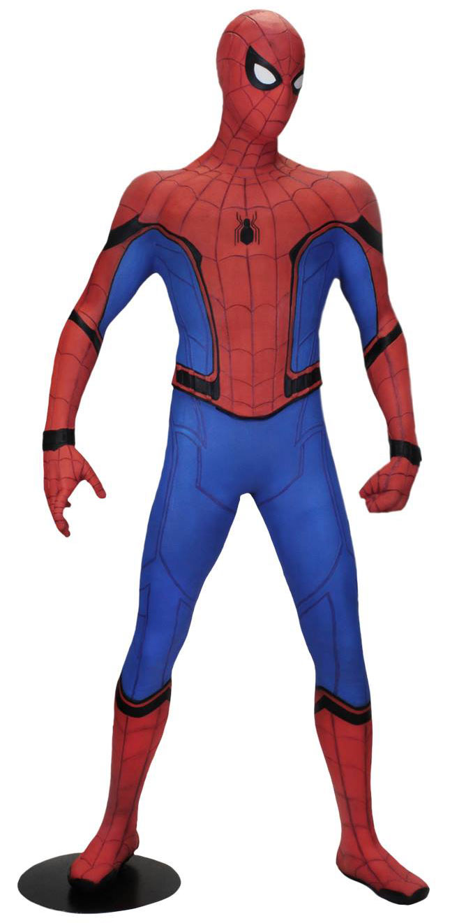 Spider-Man-Homecoming-NECA-life-size-figure