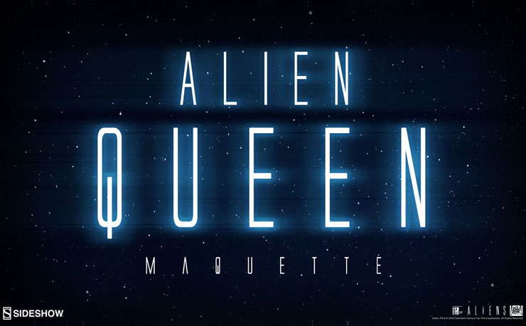 sideshow-alien-queen-maquette-teaser