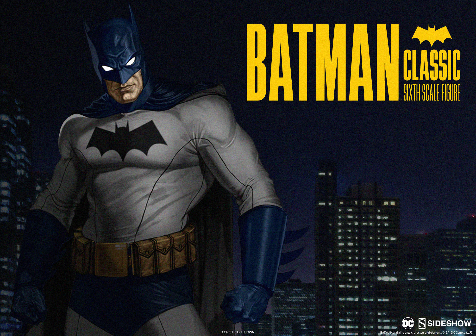 sideshow-batman-classic-sixth-scale-figure-preview