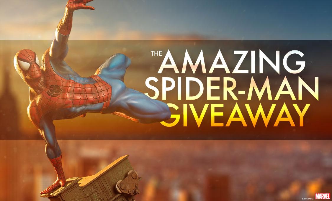 spiderman-premium-figure-sideshow-giveaway