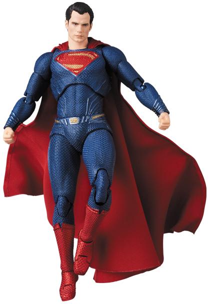 Justice-League-MAFEX-Superman-001
