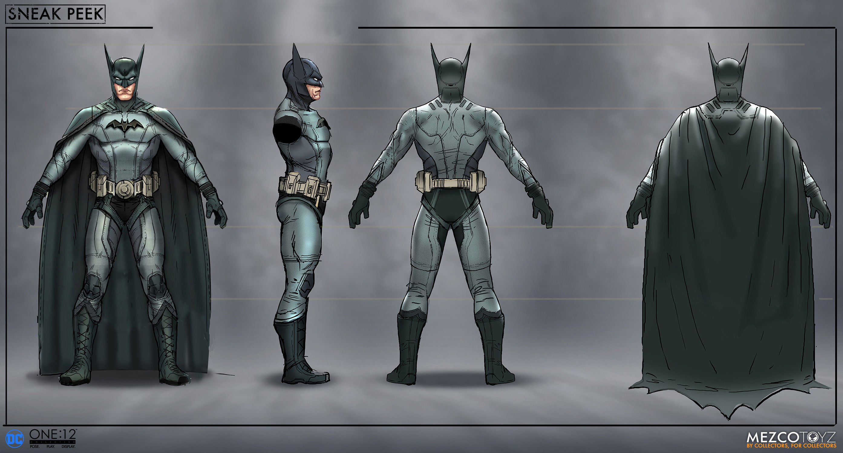 batman-ascending-knight-action-figure-mezco-toys-black-version-2