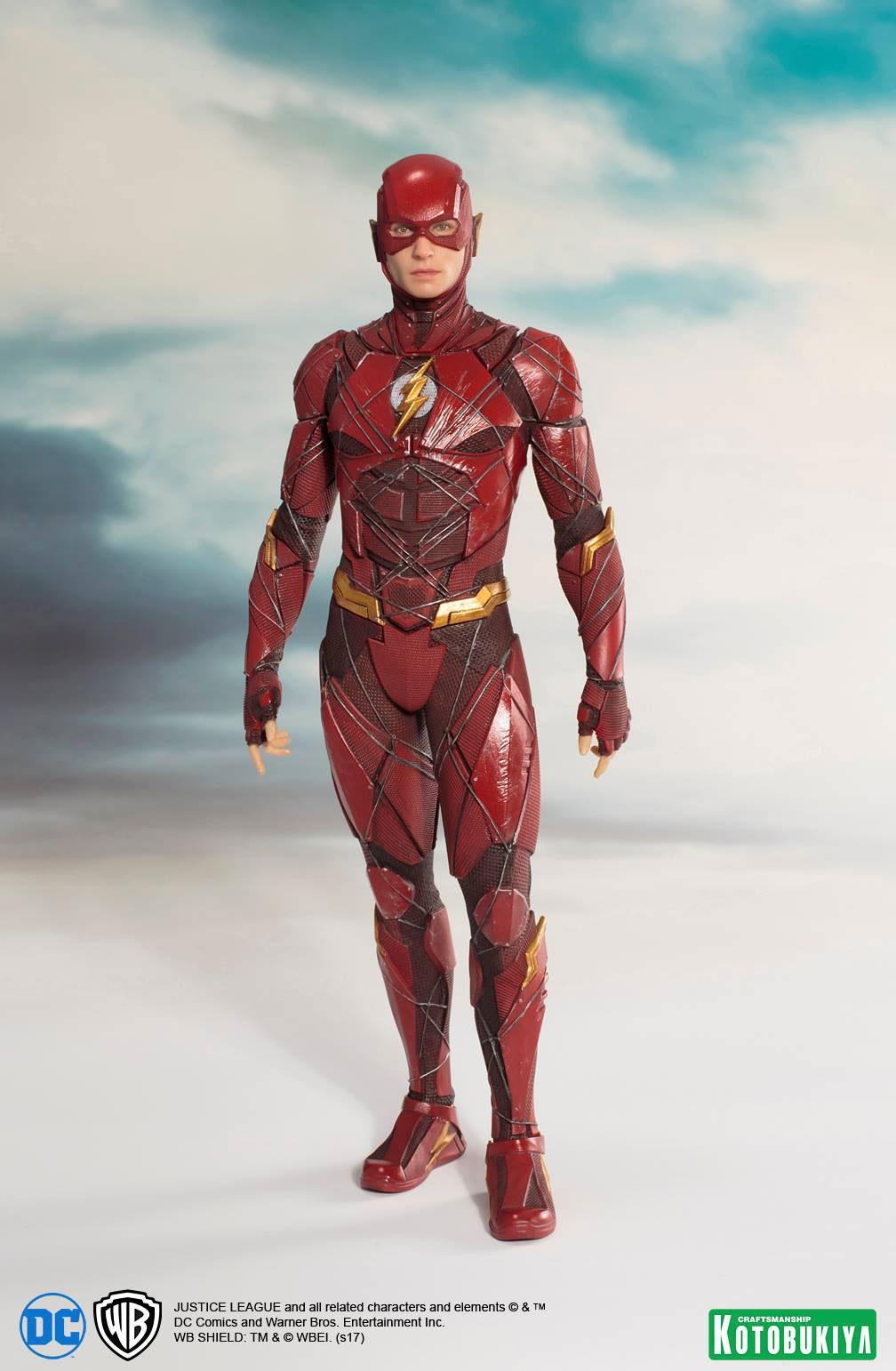 kotobukiya-justice-league-the-flash-statue