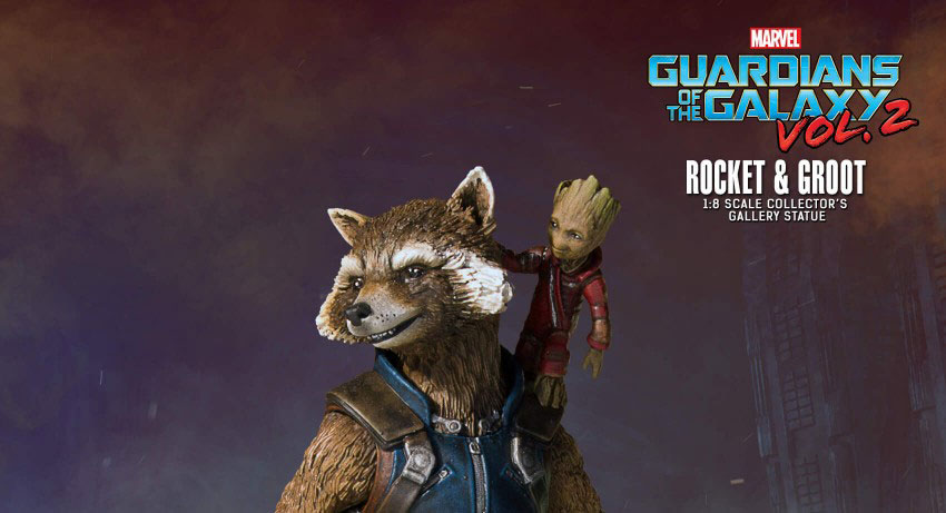 rocket-and-groot-statue-by-gentle-giant
