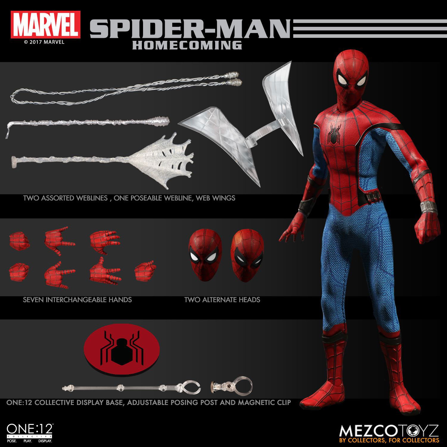 spiderman-homecoming-mezco-one-12-collective-action-figure-7