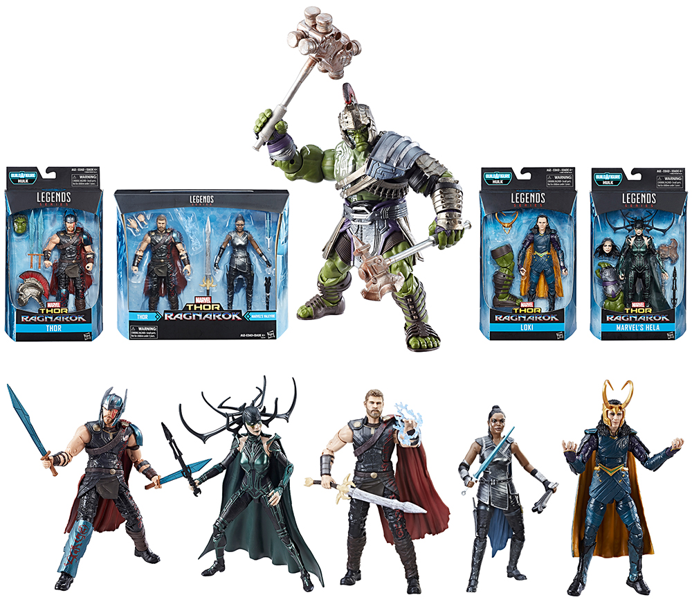 MARVEL-THOR-RAGNAROK-LEGENDS-SERIES-6-INCH-Figures