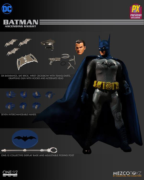 batman-ascending-knight-action-figure-mezco-toys-blue-version