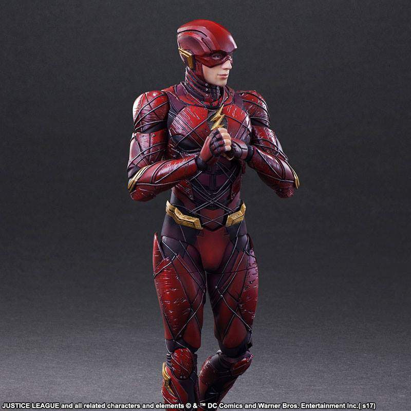 Justice-League-Play-Arts-Kai-The-Flash-003