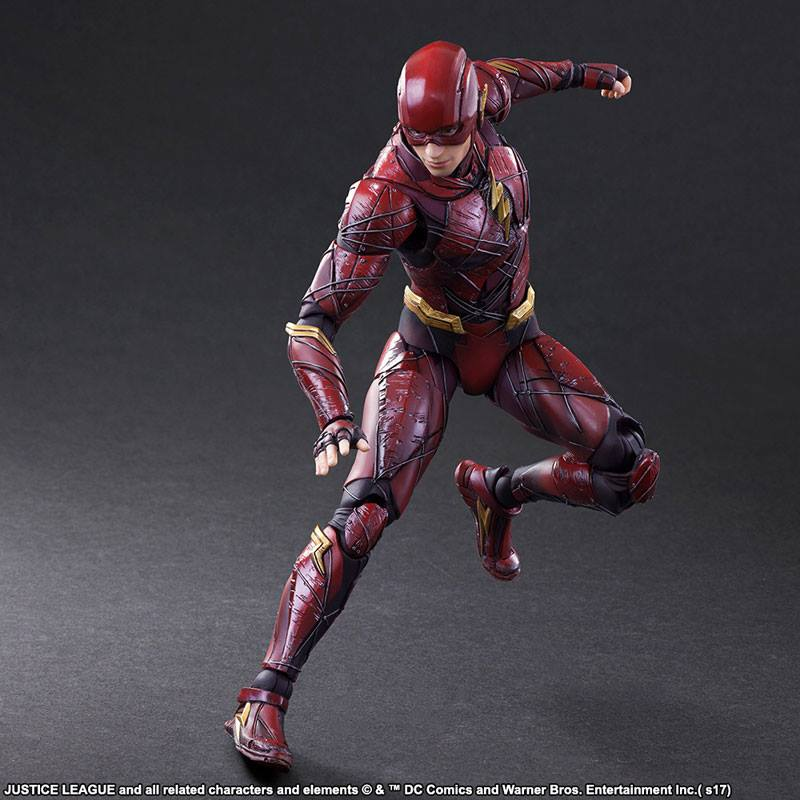 Justice-League-Play-Arts-Kai-The-Flash-005