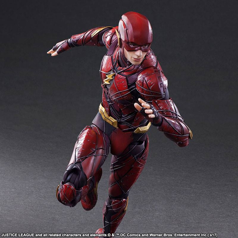 Justice-League-Play-Arts-Kai-The-Flash-006