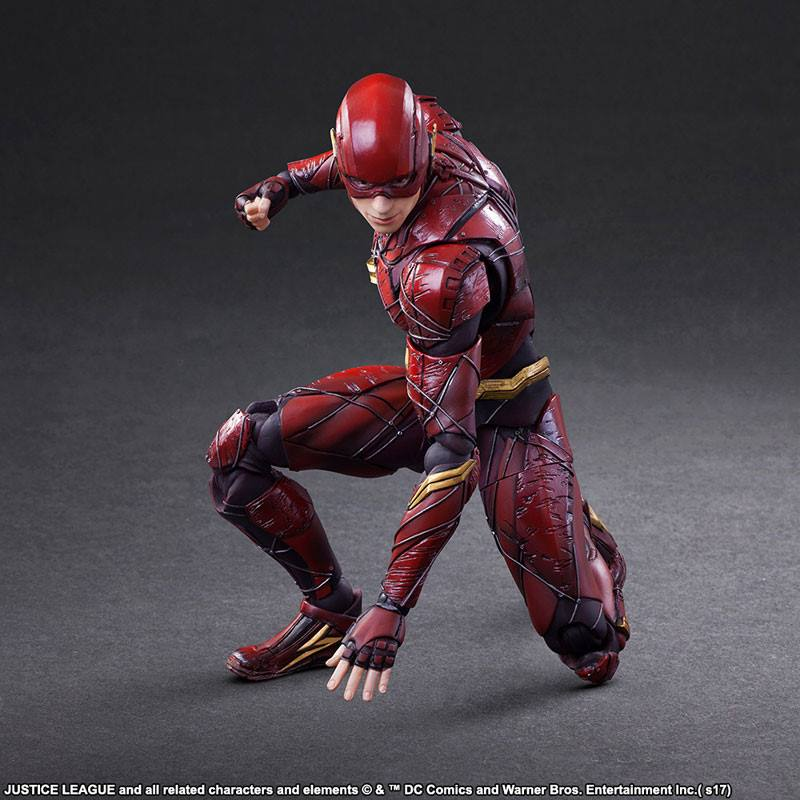 Justice-League-Play-Arts-Kai-The-Flash-007