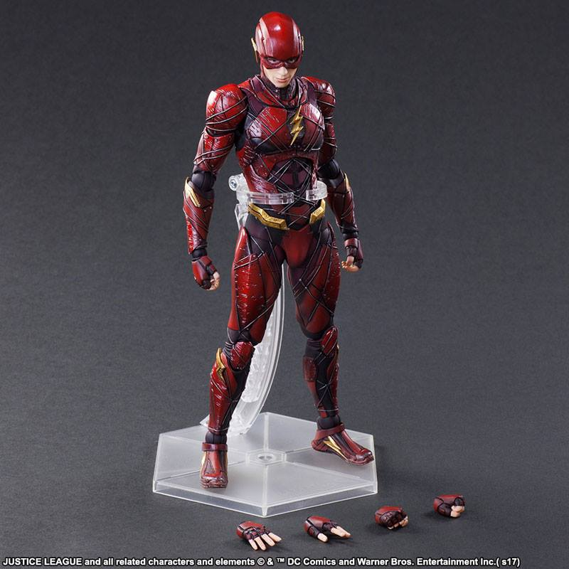 Justice-League-Play-Arts-Kai-The-Flash-009