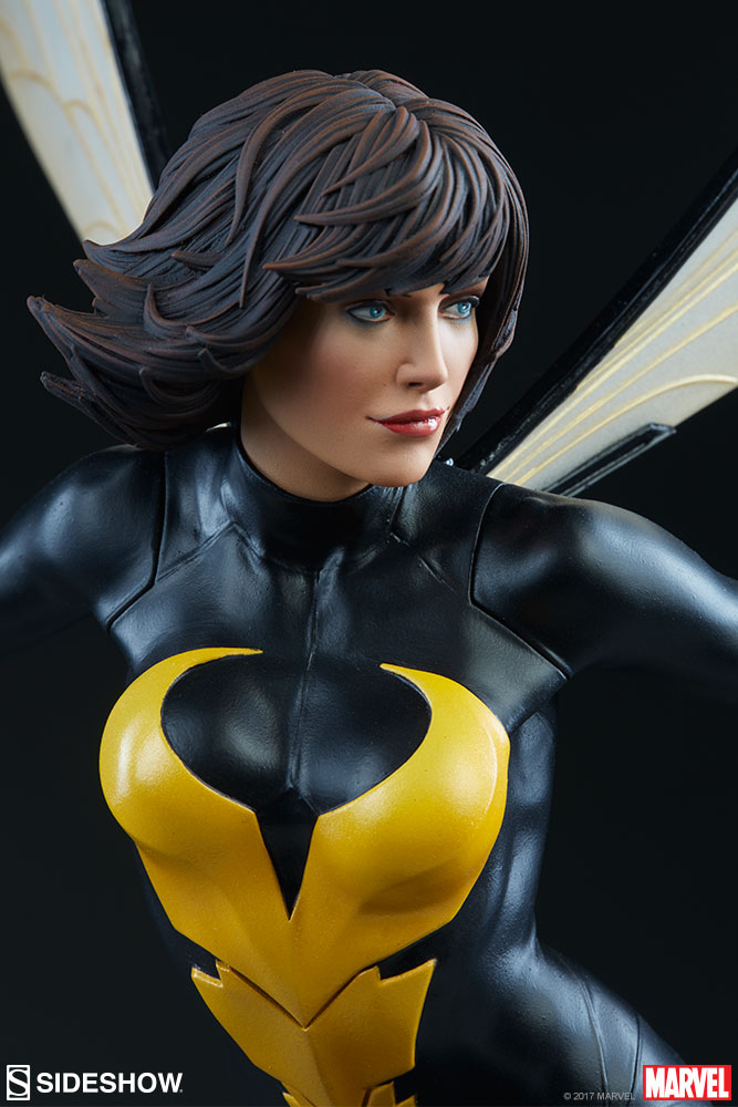 avengers-assemble-wasp-statue-sideshow-4