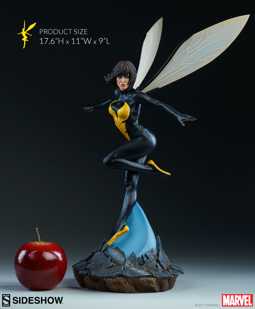 avengers-assemble-wasp-statue-sideshow-5
