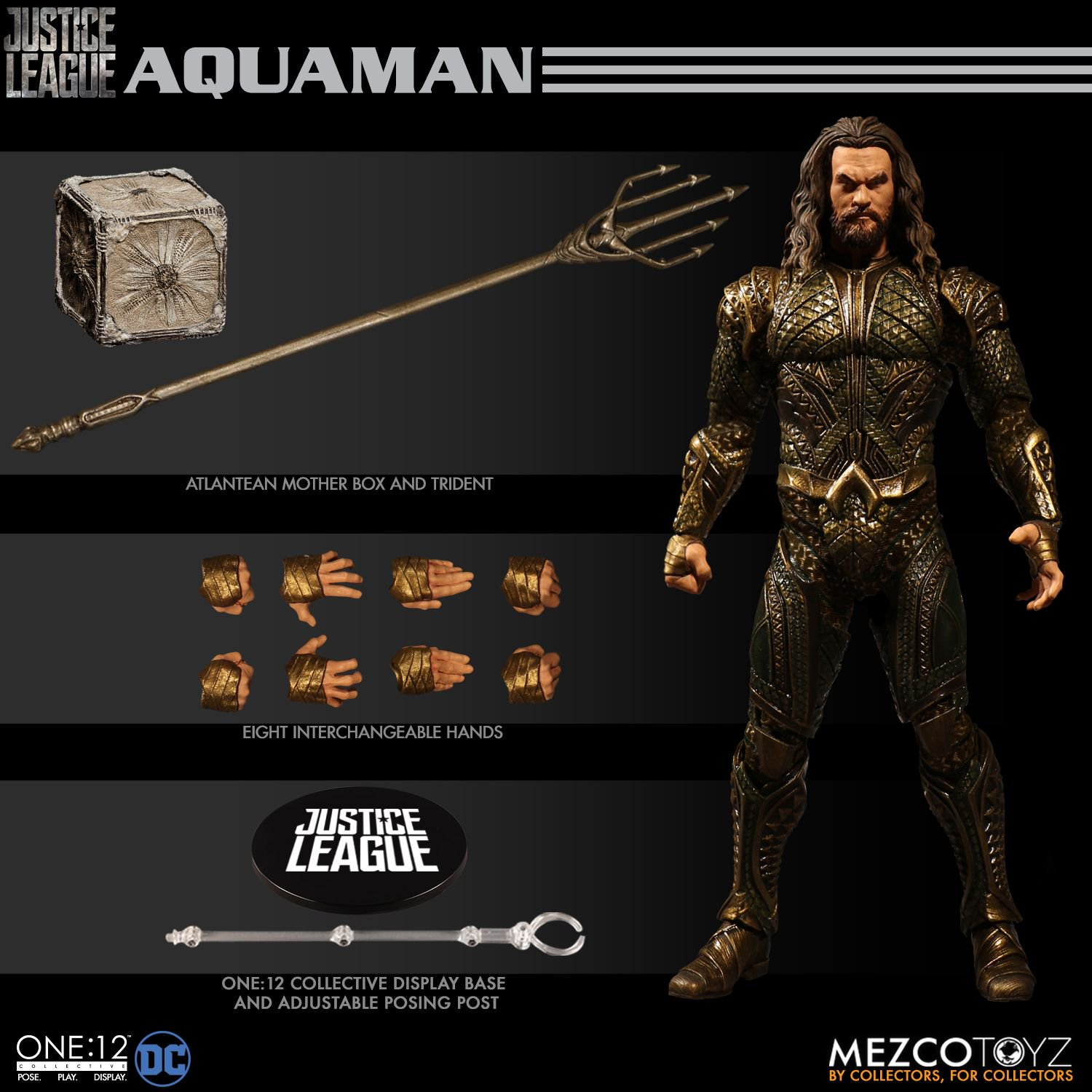 Mezco-JL-One12-Aquaman-Figure-008