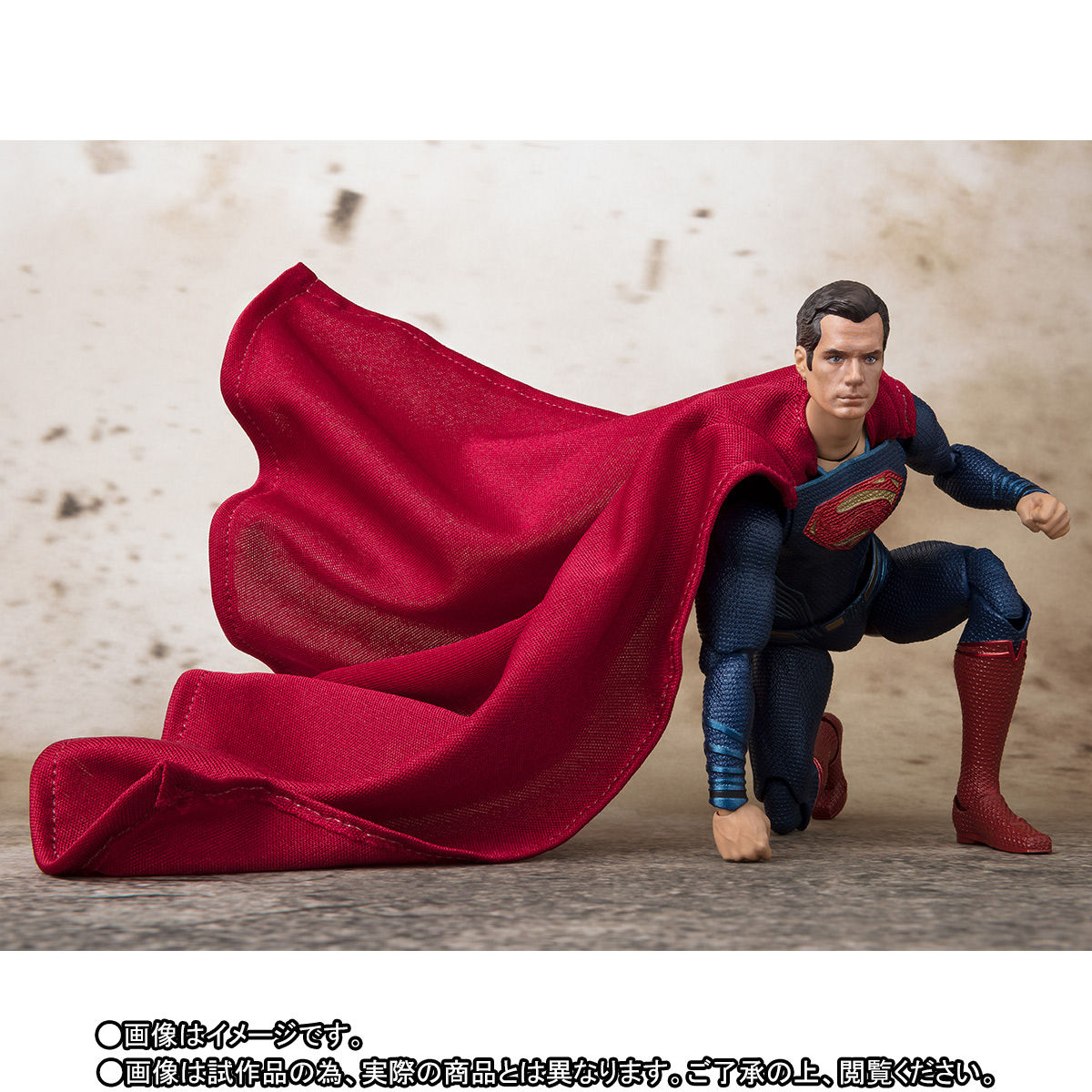 SH-Figuarts-JL-Superman-005