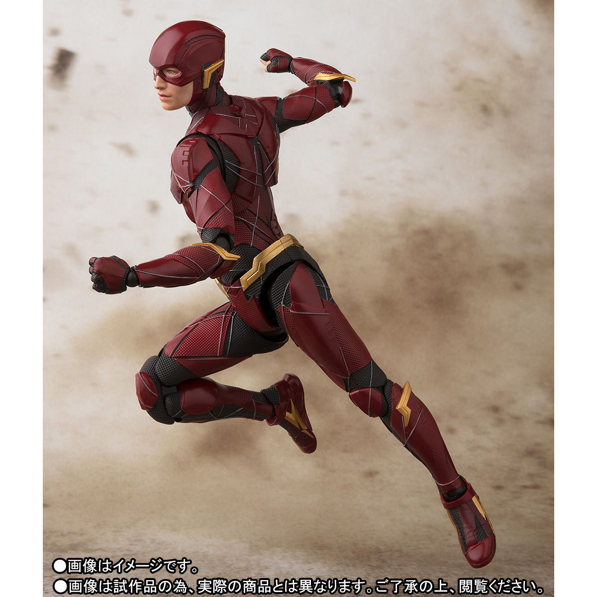 SH-Figuarts-JL-The-Flash-005
