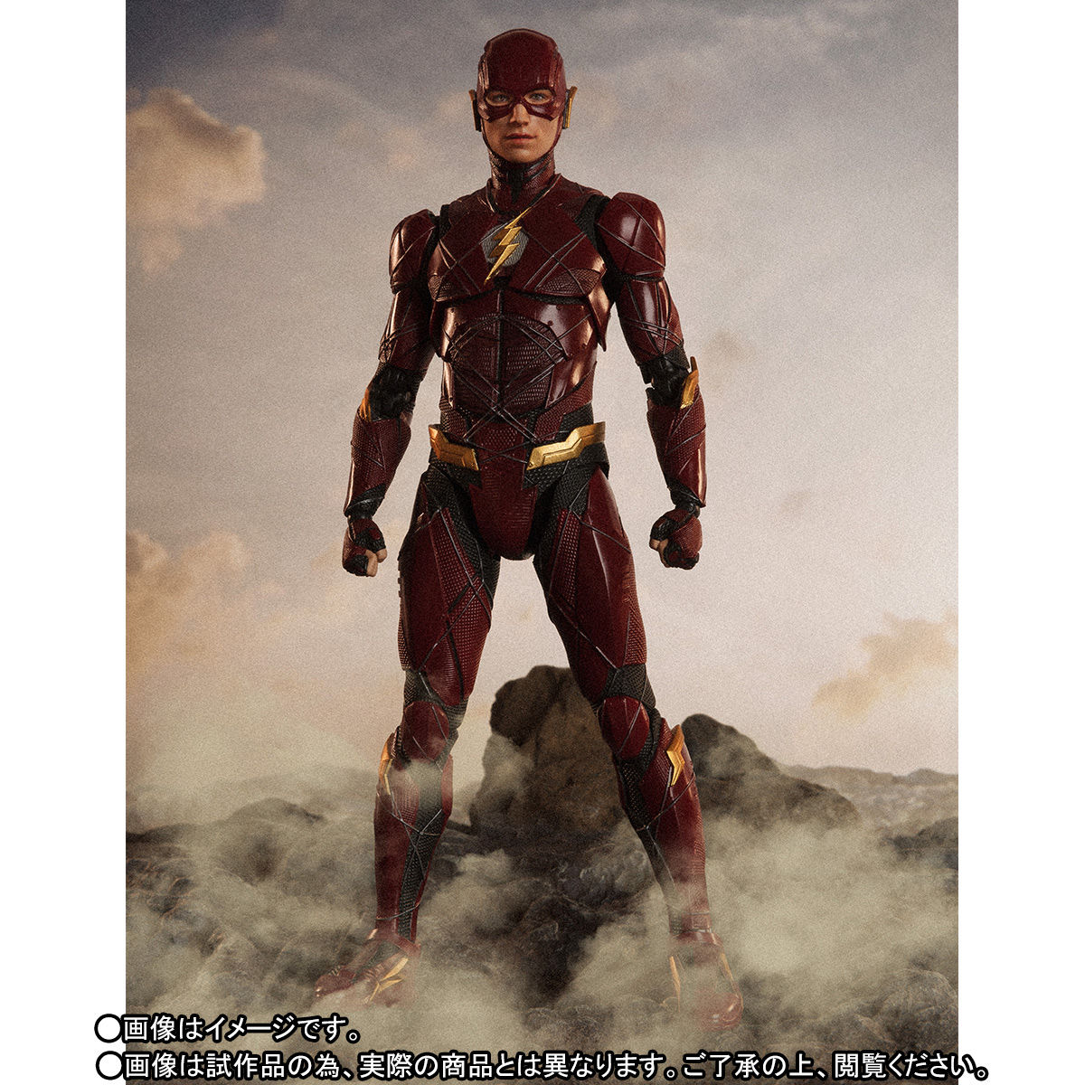 SH-Figuarts-JL-The-Flash-007